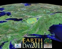 APA Earth Day 2011 poster