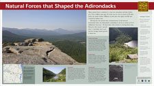 Natural Forces that Shaped the Adirondacks